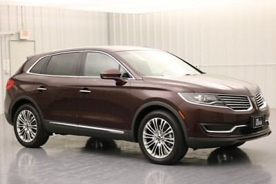 Lincoln MKX RESERVE 3.7 V6 AUTOMATIC SUV SUNROOF NAV MSRP $51811 LINCOLN MKX CLIMATE PACKAGE SONATA SPIN ALUMINUM TRIM LINCOLN MKX TECHNOLOGY