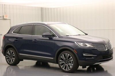 Lincoln MKC BLACK LABEL MODERN HERITAGE THEME 2.0 TURBOCHARGED SUV MSRP$49732 VENTIAN LEATHER SEATING ALCANTARA HEADLINER PANORAMIC VISTA ROOF WITH SHADE