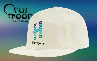 e80cf24adf0c4 NEW HUF SPORTS Network Mens Snapback Cap Hat -  25.95