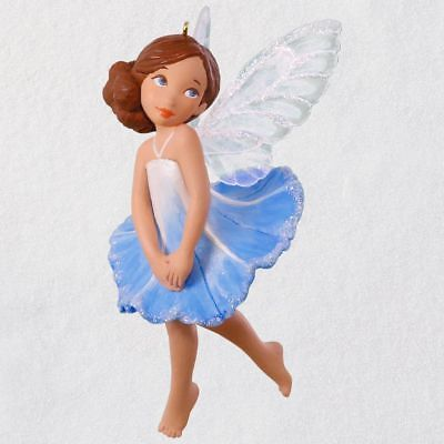 Hallmark 2018 ~ Morning Glory Fairy - Fairy Messengers Ornament - 14th in Series