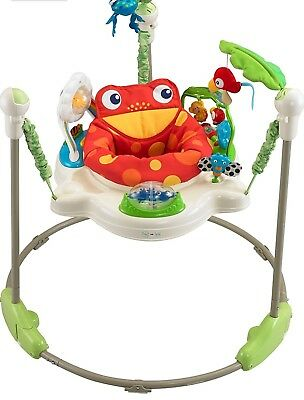 Fisher-Price Rainforest Jumperoo Baby Activity Jumper
