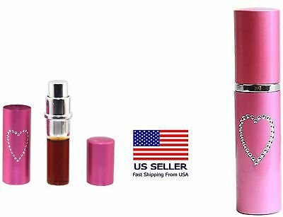 """pink""  Pepper Spray, Lipstick,self Defense For Women, Max Police Strength"