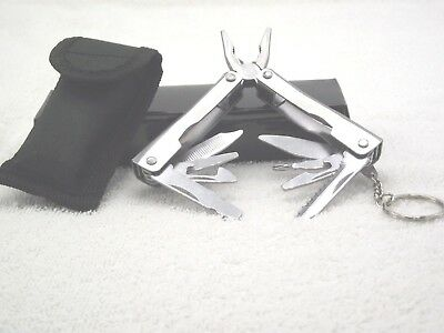 Outdoor Hiking Camping Emergency Survival 9 In 1 Pocket Multi Tool