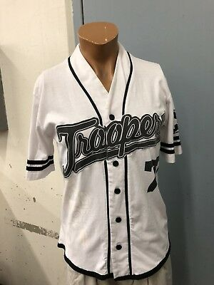 Official StarWars Troopers Buttonup Jersey