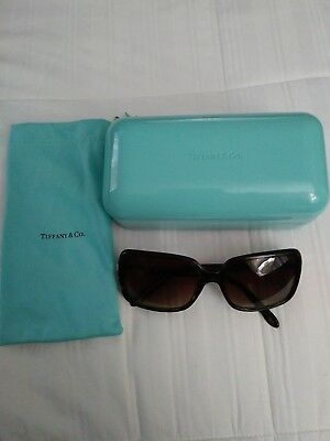 a144f72cebc8 Tiffany   Co. Womens Auth. Tiffany Co Crystal Key Sunglasses  TF ...