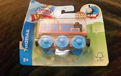 New dmgd pkg Thomas & Friends Real Wood Thomas Single Engine Wooden