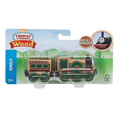 New Thomas & Friends Real Wood Emily Double Engine Wooden