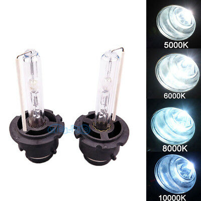 2x D2S D2C Xenon HID Headlight Replacement Factory Bulbs For Osram or Philips PZ