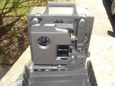 Vintage Bell & Howell 2585B 16mm Filmosound Projector
