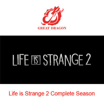 [Contact Before Purchase] Life is Strange 2 Complete Season [PC Global]