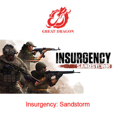[Contact Before Purchase] Insurgency: Sandstorm [PC Global]