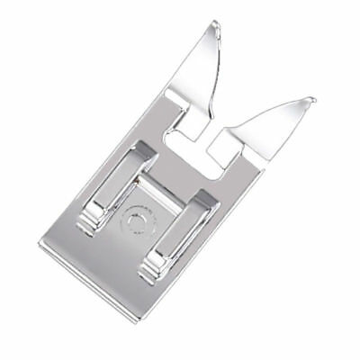 General Purpose Foot Sewing Machine Accessories Piecing Foot with Guide 1pc
