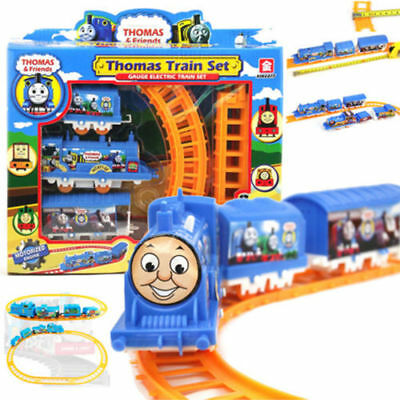 Thomas & Friends Electric Train Track Set Kids Playing Toys Railways Toy 2018