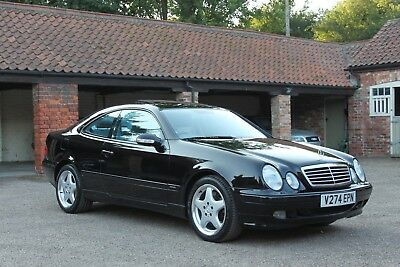 Mercedes Benz CLK 430 Master Edition - 22K FMBSH - Concours Condition