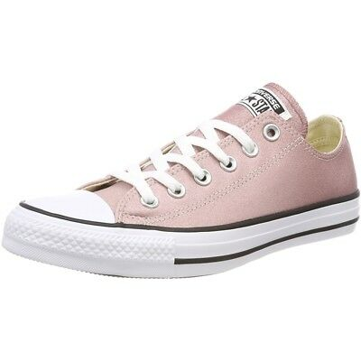 53d5dbcfaced Converse Chuck Taylor All Star Ombre Metallic Ox Particle Beige Synthetic  Adult