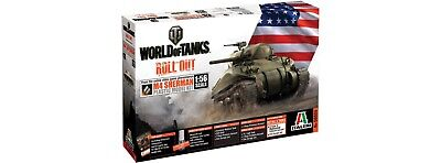 M4 Sherman 1:56 | World of Tanks | Dragon | Italeri | Revell | #56503