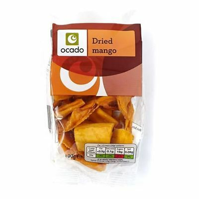 Ocado Dried Mango 100g