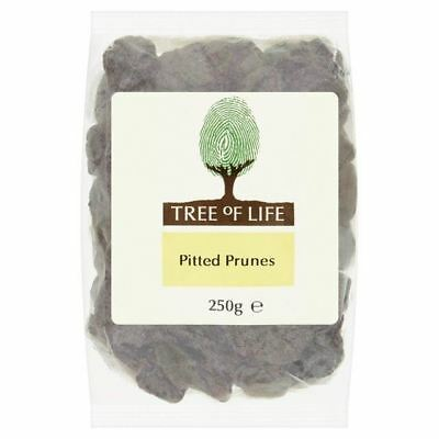 Tree of Life Pitted Prunes 250g