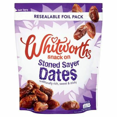 Whitworths Stoned Dates 300g