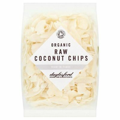 Daylesford Organic Raw Coconut Chips 125g