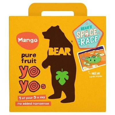Bear Fruit Yoyos Mango Multipack 5 x 20g