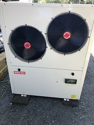 Air Source Hydronic Heat Pump