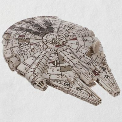 Hallmark 2018 ~ Star Wars™ Millennium Falcon™ Storyteller Ornament