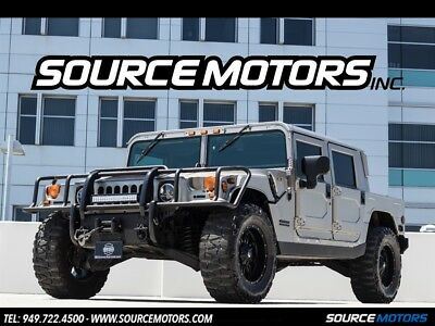 2000 Hummer H1 4 Man Hard Top HMC4 2000 Hummer H1 4 Man Hard Top HMC4, Fuel Wheels, 4X4, Turbo Diesel, Leather
