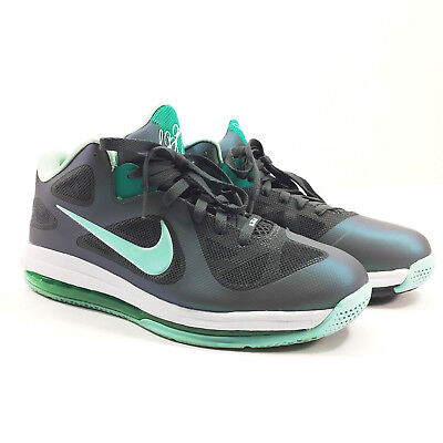 acb725c6fc5 Nike Lebron 9 Mens Size 11 Basketball Shoes Mint Easter Green Gray 510811- 001