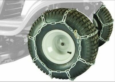 Arnold 22-Inch Lawn Tractor Rear Tire Chains