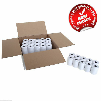57x40mm MACHINE TILL CREDIT CARD,PDQ THERMAL PAPER ROLLS CASH REGISTER RECEIPT