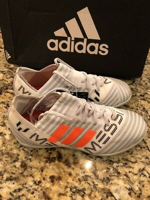 watch 5d6ea 7257a New ADIDAS NEMEZIZ 17.3 TF - BOYS GRADE SCHOOL Size 1 Youth MSRP 59.99