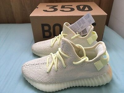 8a32e119d ADIDAS YEEZY BOOST 350 V2 Butter UK 6.5 US 7 Authentic In Hand ...