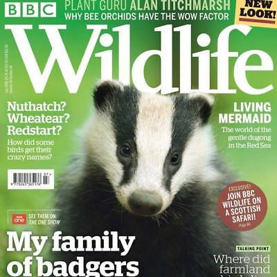 BBC Wildlife July 2018.