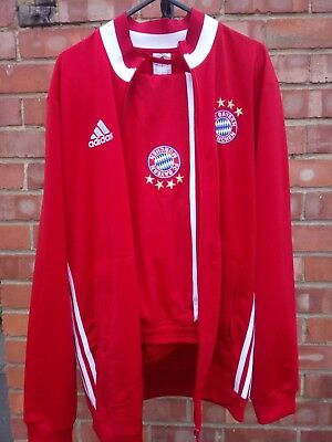 Bayern Munich Full Tracksuit - Rare Adidas sample size Medium BNWT