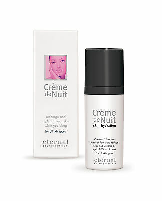 Crème de Nuit - Recharge & Replenish Your Skin While You Sleep!