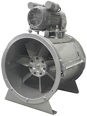 Single Phase Axial Fan / Spray Booth Fan / Dust &Fume Extractor Fan £350+VAT!!