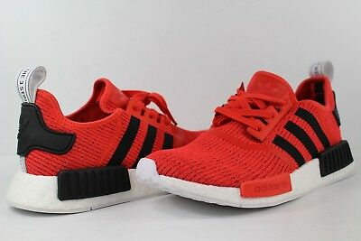 check out f7142 8125d ADIDAS NMD R1 Core Red Black White Size 8 BB2885 Boost