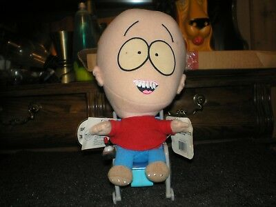 Timmy South Park Talking Plush with Tags TIMMY, TIMMY LOOK AT ALL STUFF LISTED >