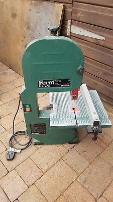 Ferm FLZ-275 Bandsaw, Woodworking Saw, Band Saw,