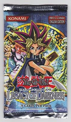 Yu-Gi-Oh Booster Legacy of Darkness OVP/Sealed english