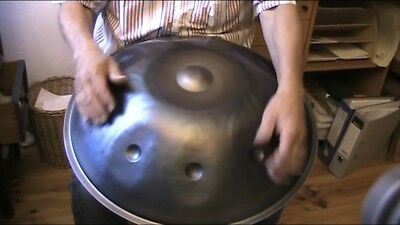 Handpan Innersound Pandora Sonoro Workshop in Berlin