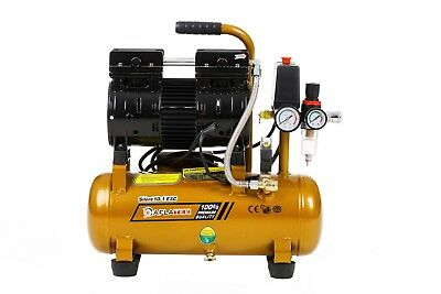 AIR COMPRESSOR AFLATEK Low noise, Oil free, with air dryer.
