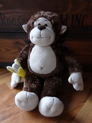 build a bear Affe mit Banane dunkelbraun Mr. Monkey no Bär no Teddy