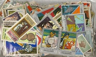 Yemen (600) Different Large Pictorial Thematics Have Fun!