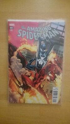 Amazing Spider-Man #800 Variant Cover  / 2018 Red Goblin 1st Print