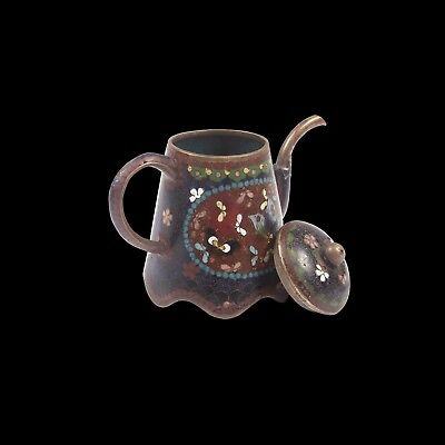 Antique Miniature Tea Pot