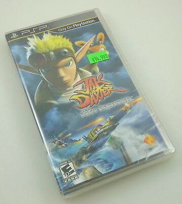 Sony Playstation Portable PSP - Jak & Daxter Lost Frontier - New Factory Sealed