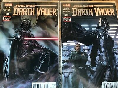 Marvel darth Vader comics Series 1  complete set 1-25 no gaps NM star wars
