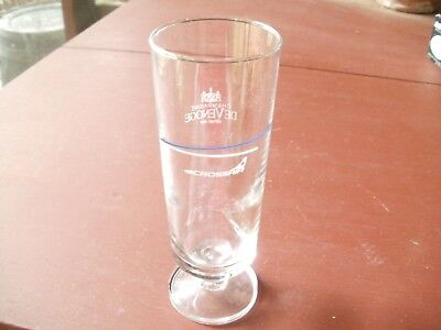 Crossair De Venoge Champagne Glass